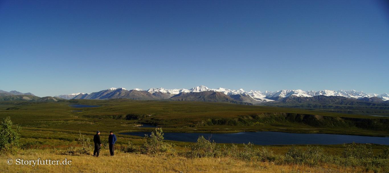 Packliste Alaska