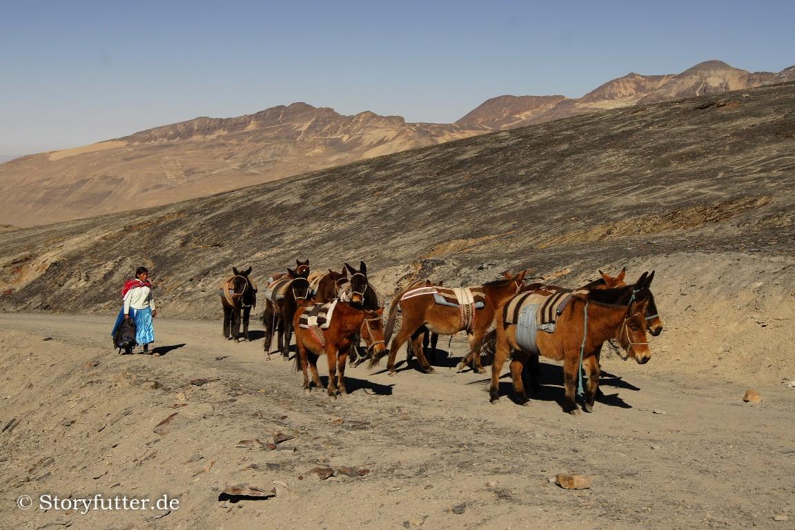 Packliste Bolivien