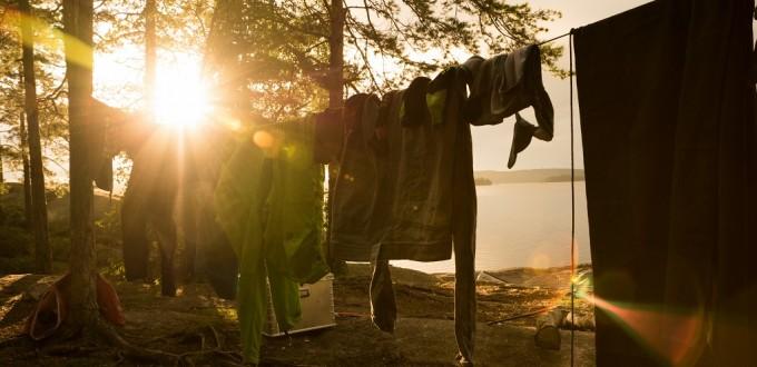 Kanutour Schweden: Packliste Schweden