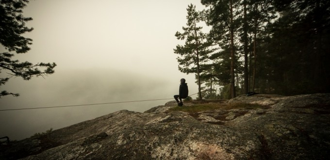 Kanutour Schweden: Seilschaft