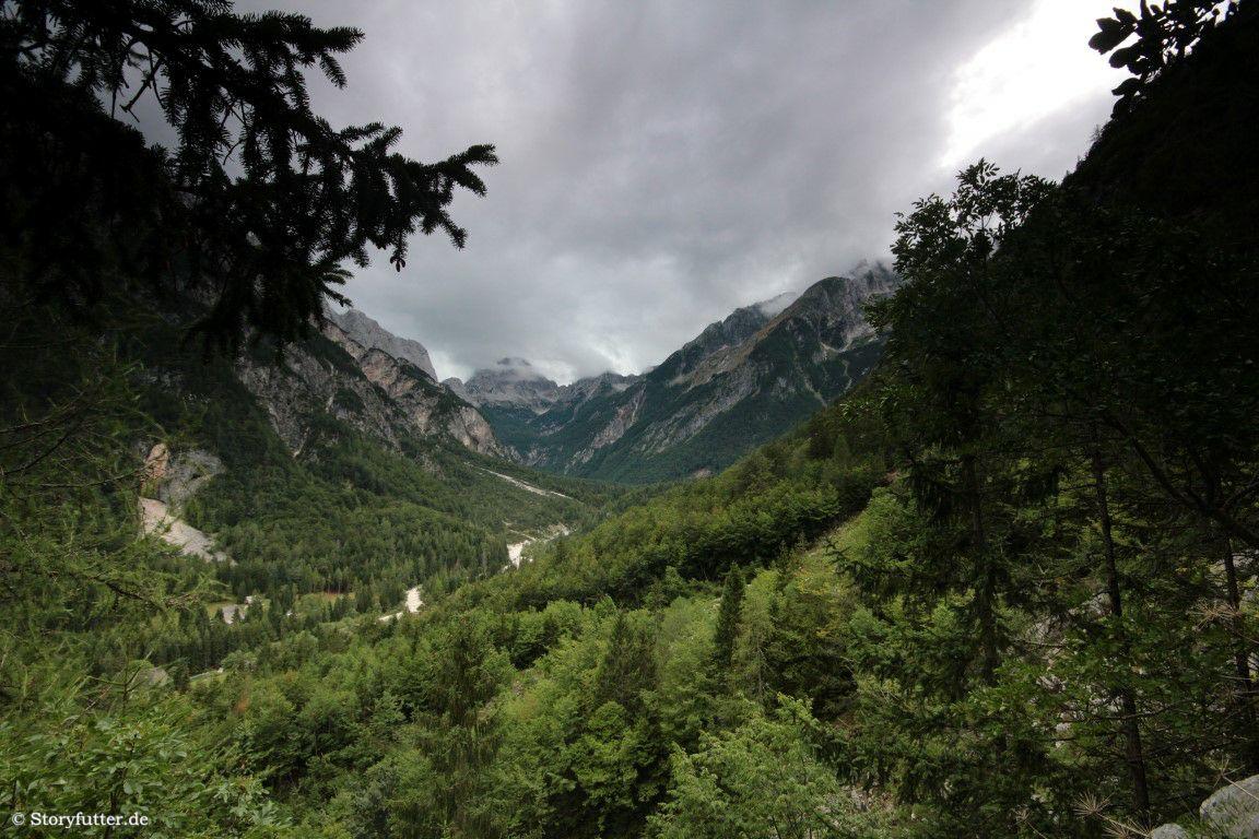 Klettersteig Soca Quelle : Klettern im soca tal u storyfutter