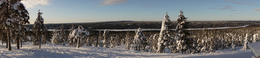 Lappland: Wintermärchen