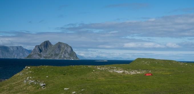 Lofoten: Die Vogelinsel Værøy