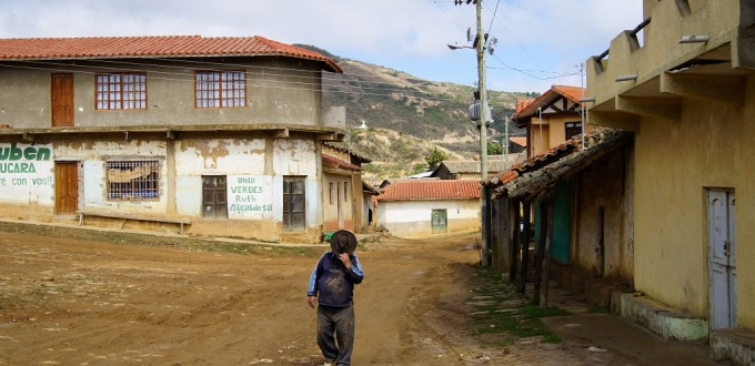 HotSpots Bolivien Sehenswertes