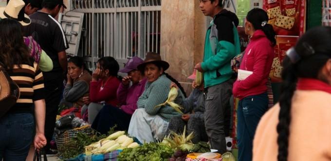 Peru Huaraz Südamerika