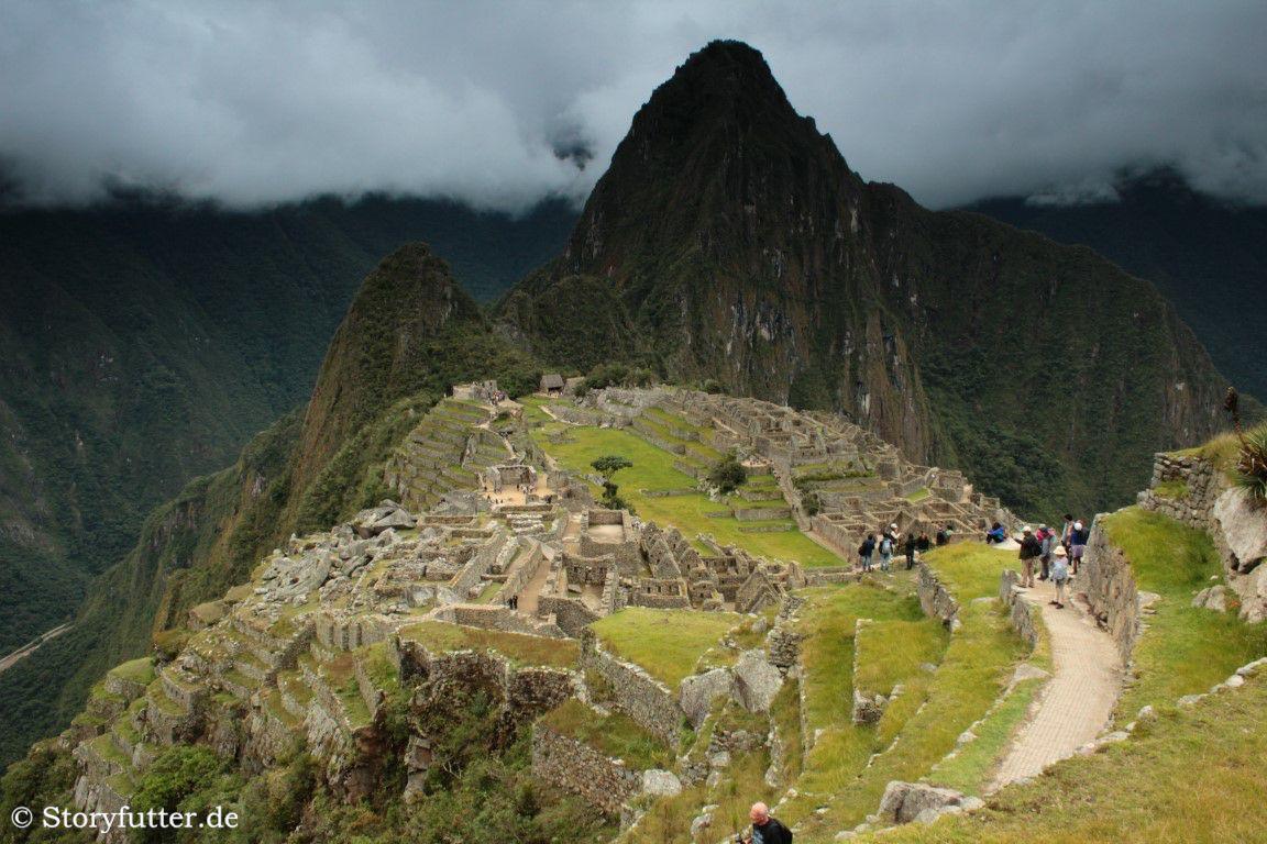 Peru, Machu Picchu Lowbudget