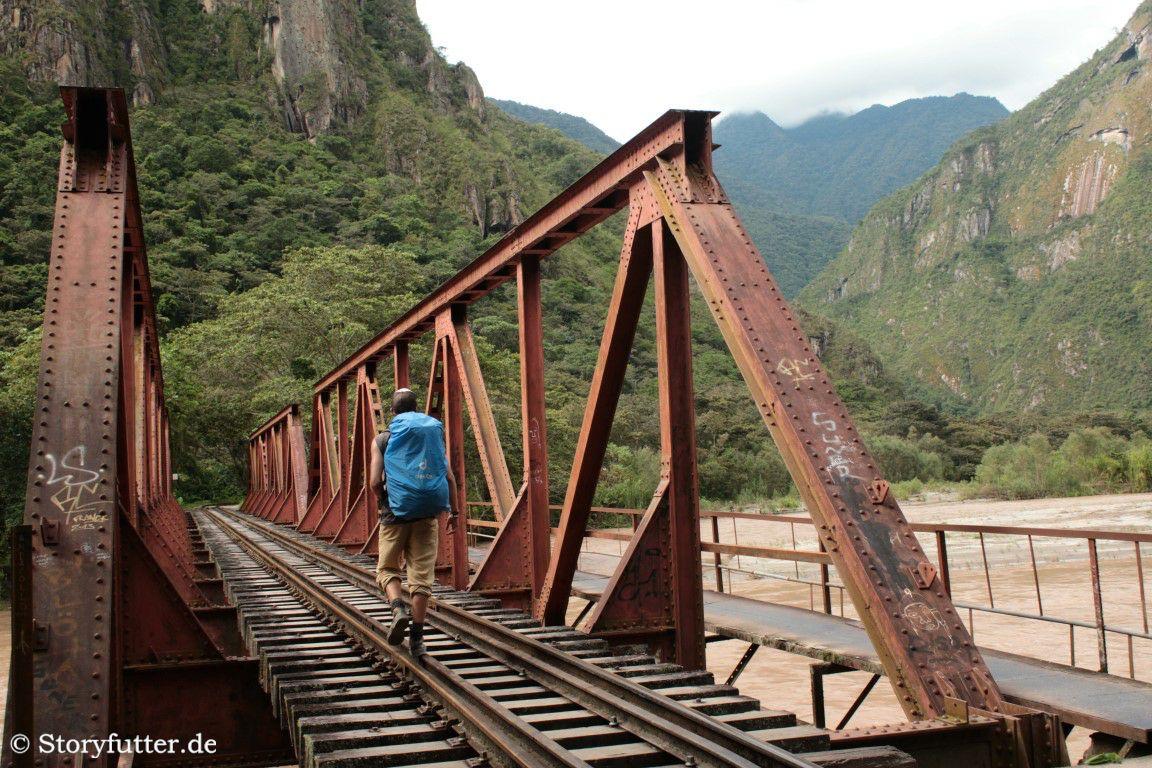 Peru, Lowbudget zum Machu Picchu