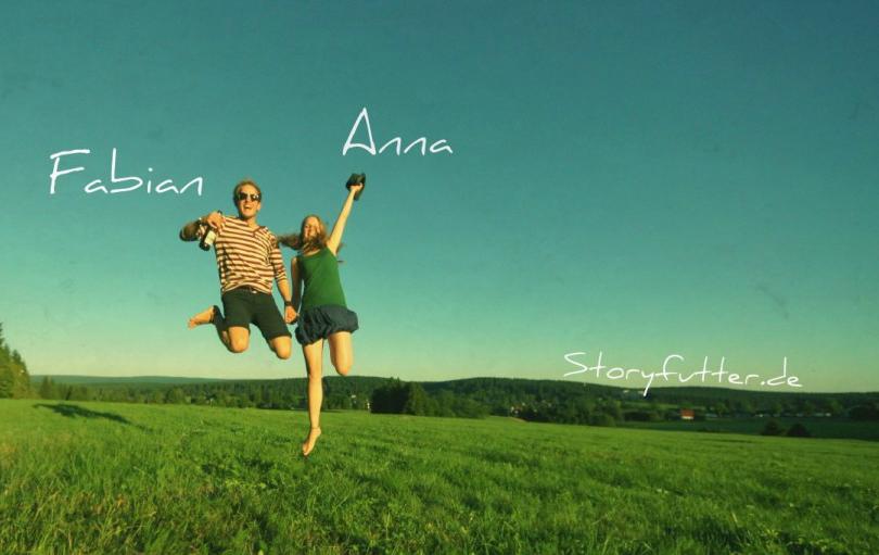 Storyfutter - das sind wir!
