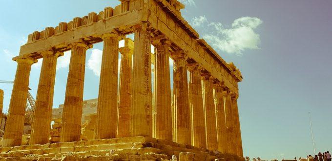 Radreise Osteuropa: Athen