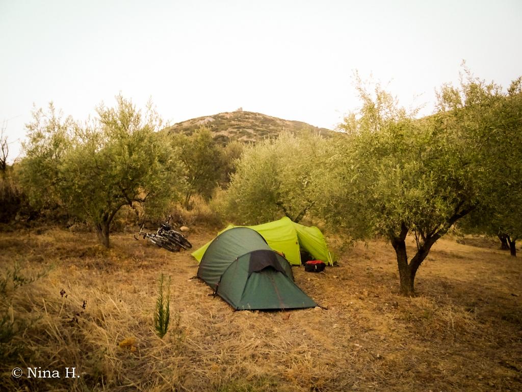 Radreise Osteuropa: Wildcamping
