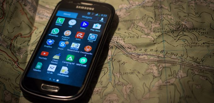 Backpacking Apps