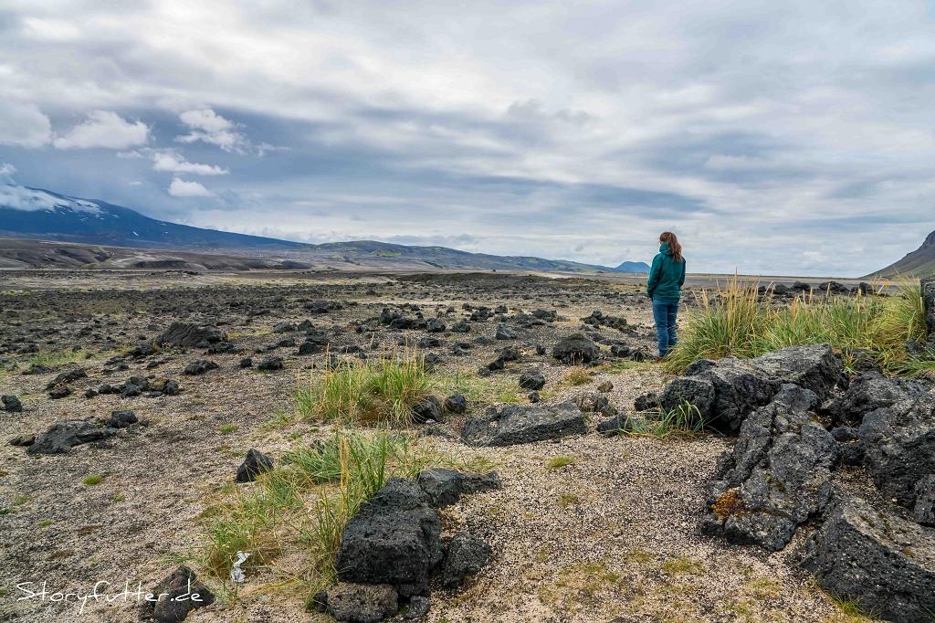 Unterwegs auf Islands Laugavegur (Teil 1)