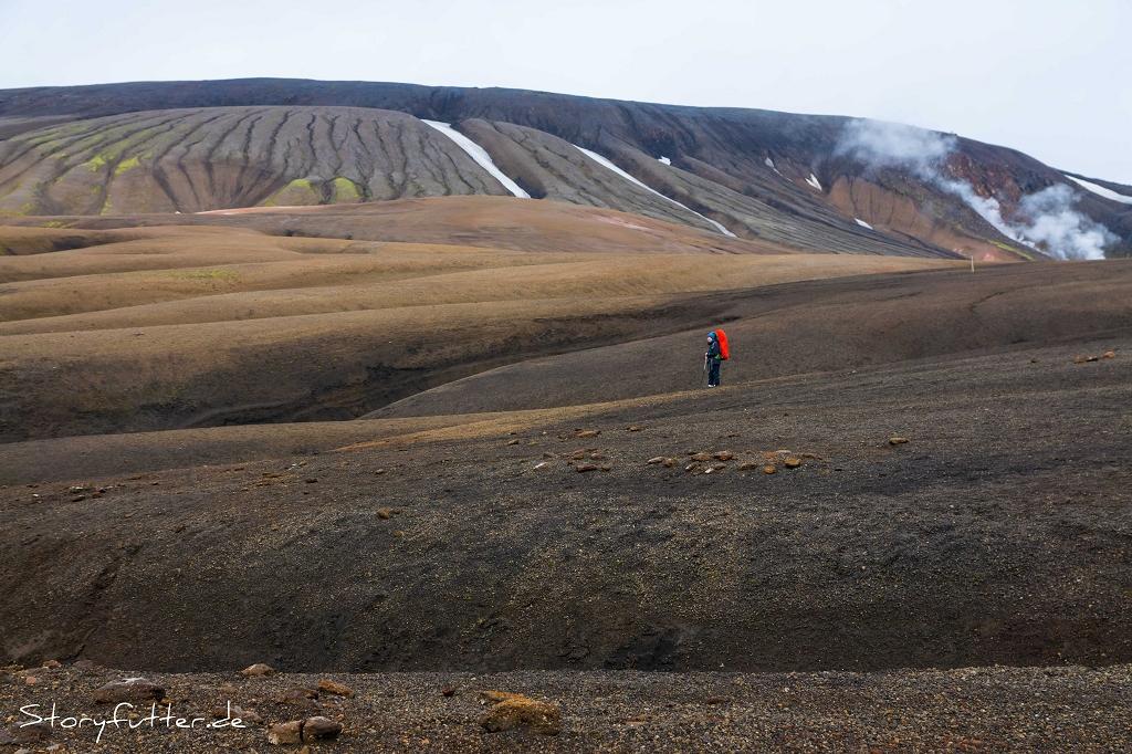 Unterwegs auf Islands Laugavegur (Teil 2)