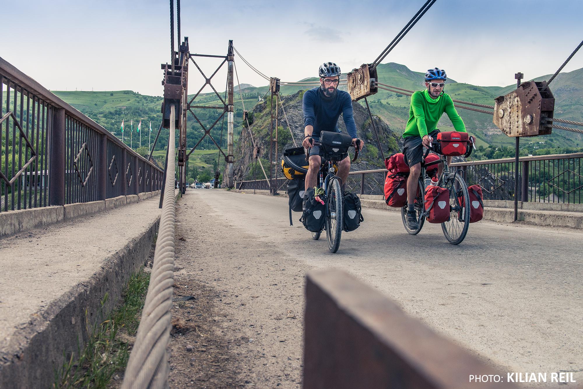 Radreise Jakutien Bikerafting Russland Kilian Reil
