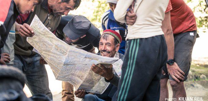 Bikerafting Jakutien Kilian Reil: Ein Plan