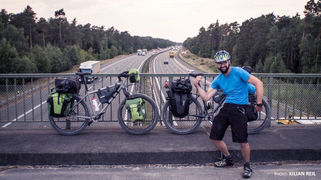 Biketour_Bikerafting_Russia_Yakutia_Kilian-Reil_Testfahrt
