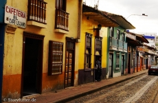 Lojas bunte Straßen