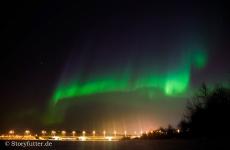 Lappland: Nordlichter über Rovaniemi