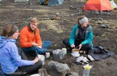 Backpacking Island - Laugavegur