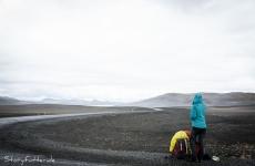Islands Laugavegur: Verschollen in der Tramper-Wüste