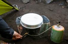 Islands Laugavegur: Ohne Mampf kein Kampf!