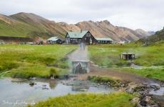Islands Laugavegur: Weltnaturerbe Landmannalaugar
