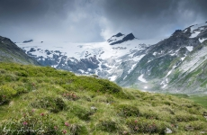 Das Maltatal in Kärnten: Ankogelgletscher
