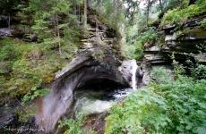 Das Maltatal in Kärnten: Malteiner Wasserspiele