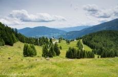 Das Maltatal in Kärnten: Leonardhütte