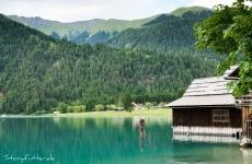 Das Maltatal in Kärnten: Weißensee