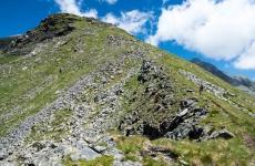 Das Maltatal in Kärnten: Winterleitenkopf