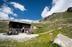 Das Maltatal in Kärnten: Gießener Hütte