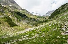 Das Maltatal in Kärnten: Kleines Elendtal