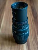 Foto-Guide: Das Teleobjektiv (ausgefahren)